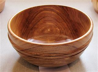 Bowl by Keith Leonard