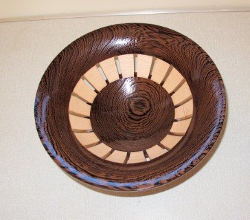 Howard Overton's joint highly commended bowl