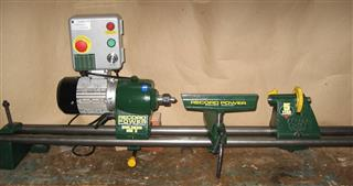 The Record lathe for sale