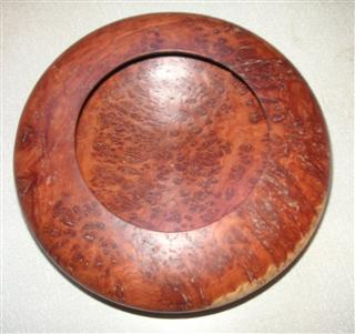 Coolabah Burr bowl by Steve Tredwell