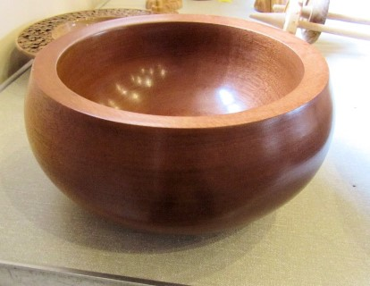 Chunky bowl by Graham