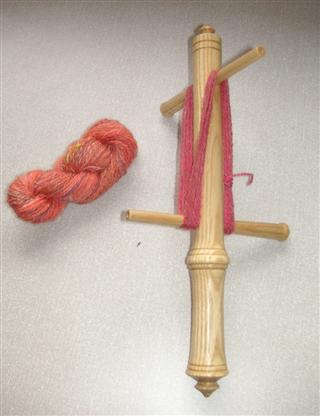 Skein maker by Keith Leonard