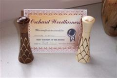 The winning salt and pepper mills