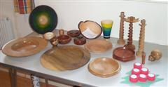 A selection of club work
