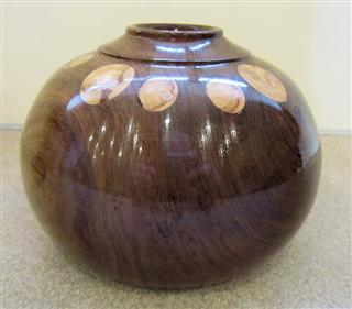 Norman Smithers commended vase