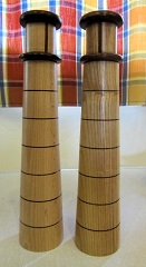 Fred's commended salt and pepper mills