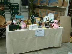 Raffle table 1
